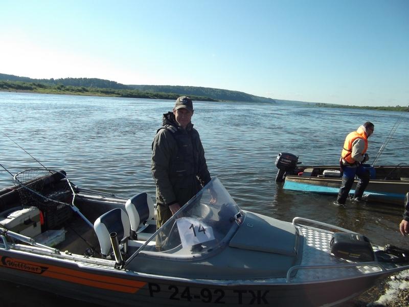 рыбалка на басандайке томск